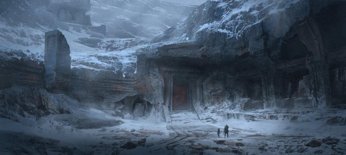Il prossimo God of War è ambientato nelle terre nordiche