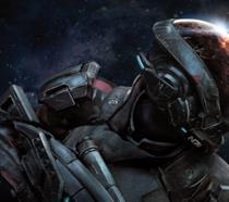 Primo piano per il protagonista di Mass Effect: Andromeda
