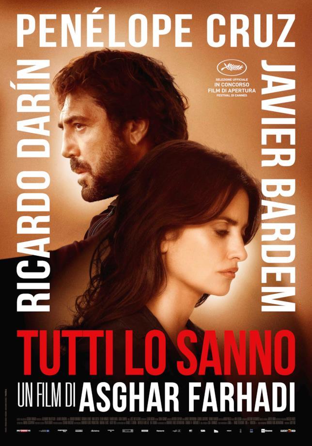Poster italiano di Tutti lo sanno