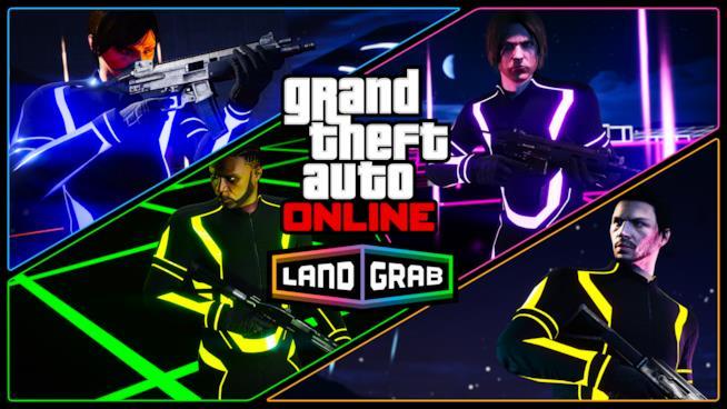 Una nuova modalità per GTA Online