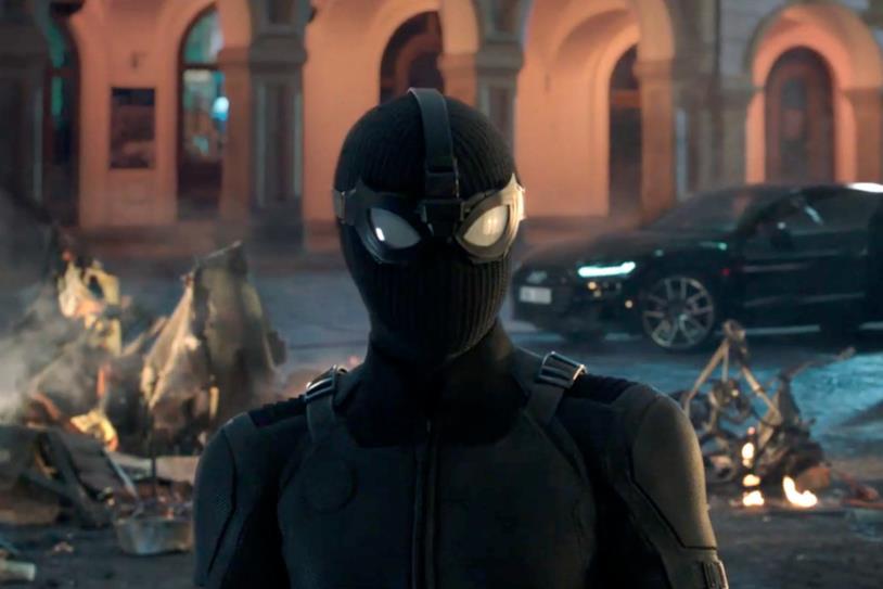 Il black suit di Spider-Man mostrato nel trailer di Spider-Man: Far From Home