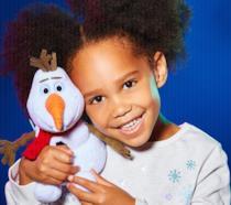 Charity Disney Store 2019 col pupazzo di Olaf