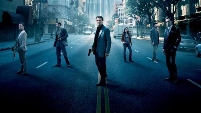 Inception, film del 2010
