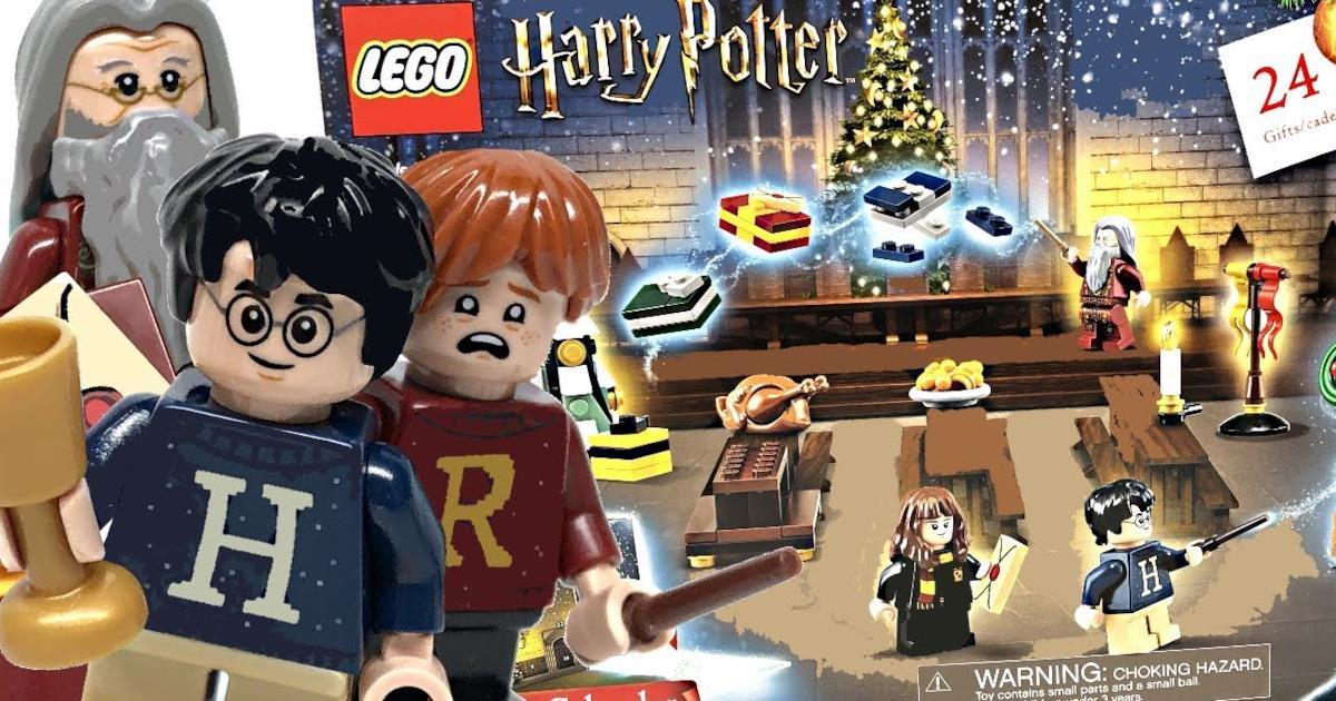 Calendario Dellavvento Harry Potter 2019.Harry Potter I Calendari Dell Avvento 2019 Di Lego E Funko