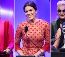 Meryl Streep, Mandy Moore e le costumiste di AHS ai Costume Designers Guild Awards 2017
