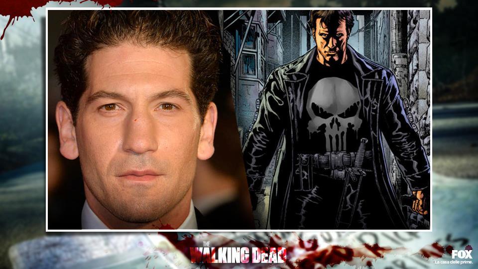 Jon Bernthal, l'amato/odiato Shane di TWD, sarà il Punitore nella seconda stagione di Marvel's Daredevil!