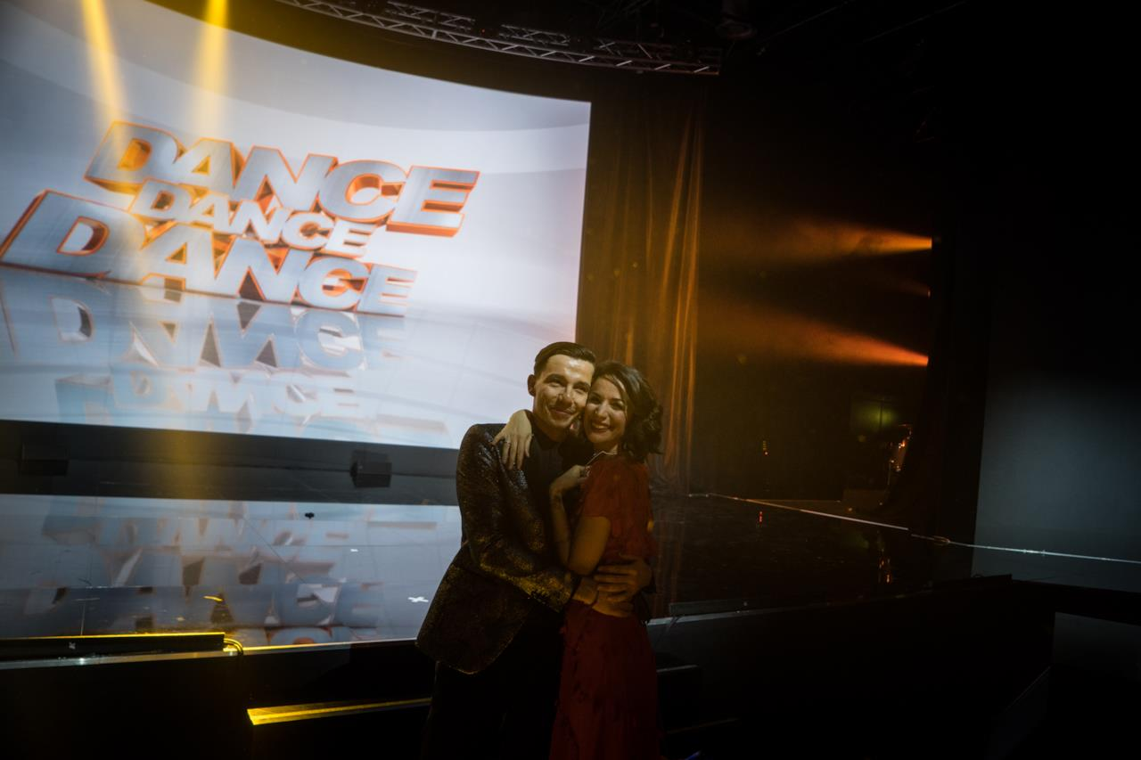 Andrea e Diego, insieme condurranno Dance Dance Dance
