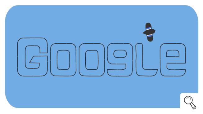 Il Doogle di Google dedicato alle Olimpiadi invernali 2018