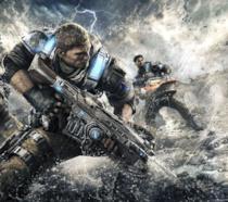 Gli eroi di Gears of War 4 in azione