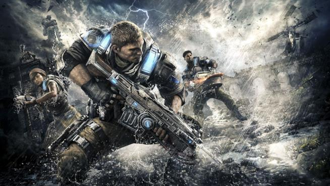 Gears of War, in arrivo una nuova serie a fumetti nel 2018
