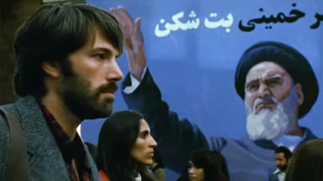 Ben Affleck in una scena del film Argo