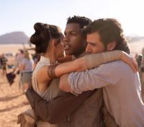 Mistero risolto, confessa l'attore che ha perso il copione di Star Wars: L'ascesa di Skywalker
