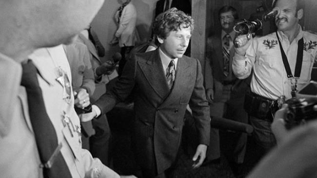 Roman Polanski, arresto del 1977