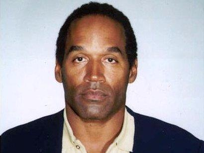L'ex campione di Football O.J. Simpson