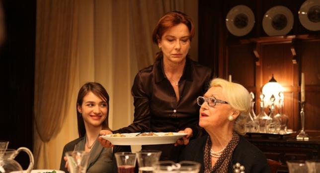 Gisella Sofio, Monica Guerritore e Nadir Caselli