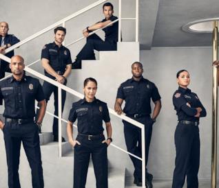 Il cast della terza stagione di Station 19