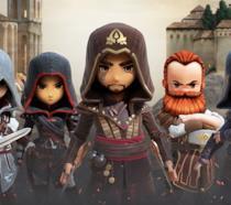 Tutti i protagonisti di Assassin's Creed Rebellion per smartphone