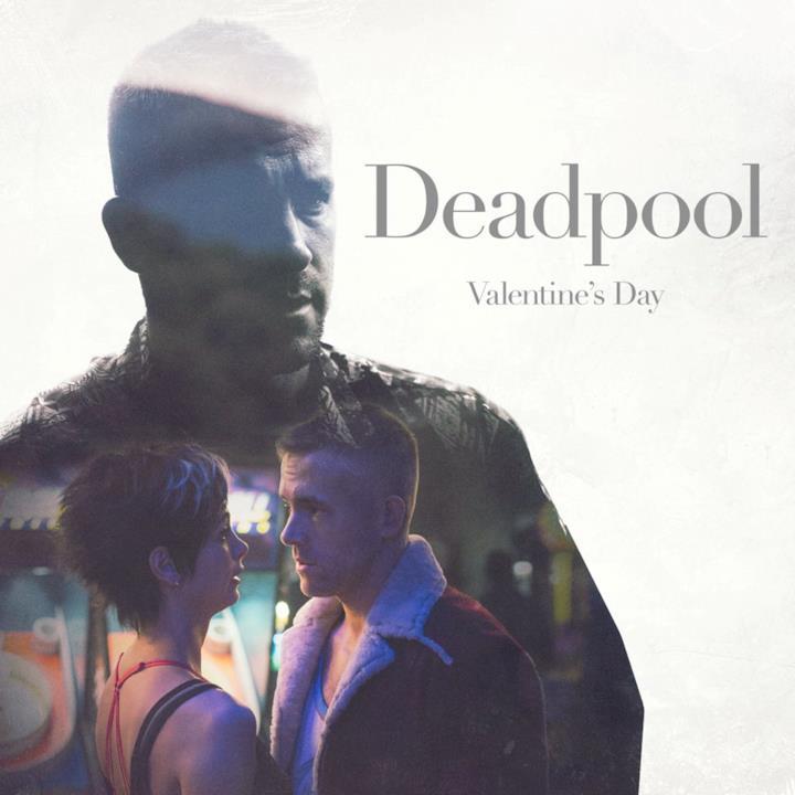 Deadpool: la locandina della storia d'amore