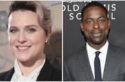 Evan Rachel Wood e Sterling K. Brown in un collage