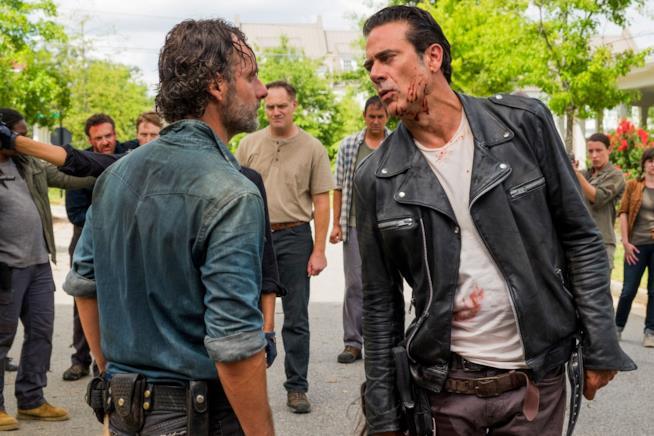 Andrew Lincoln parla del ritorno di The Walking Dead