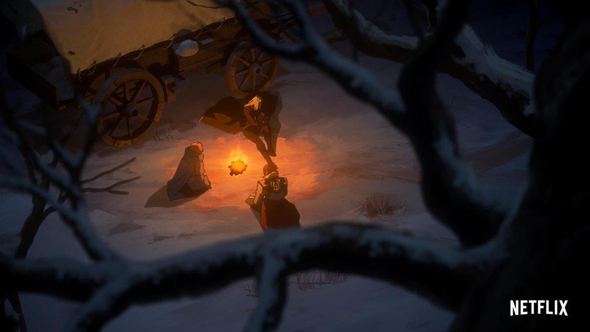 La seconda stagione di Castlevania nelle prime immagini