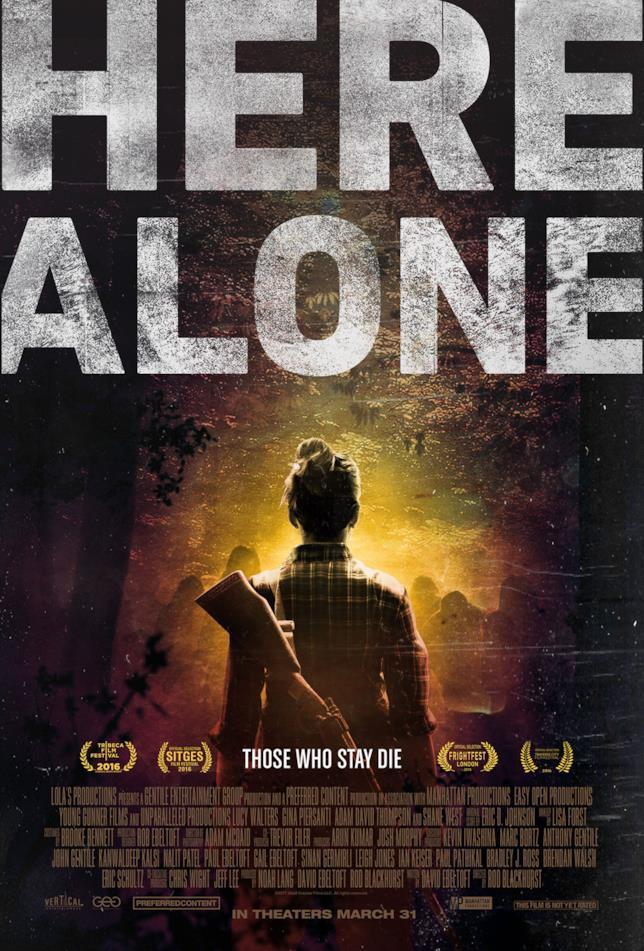 Poster di Here Alone