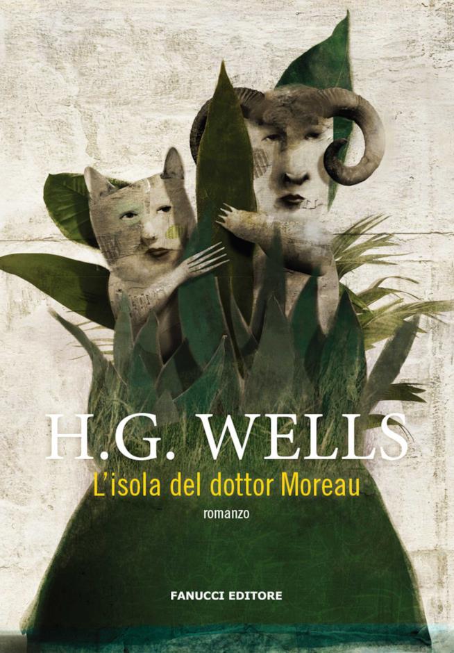 H. G. Wells ha scritto L'Isola del Dottor Moreau