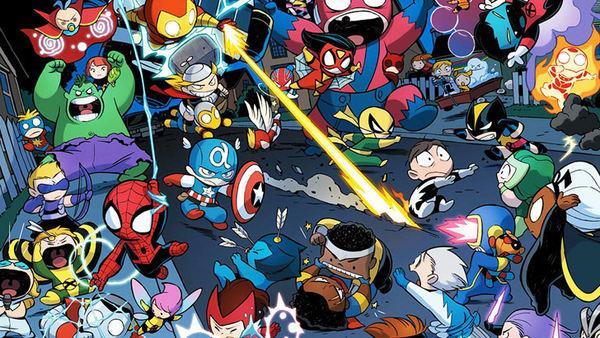 Il divertente scontro animato tra gli eroi Marvel che Kevin Feige vorrebbe riunire