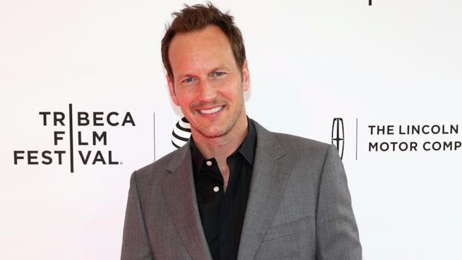Patrick Wilson sul red carpet del Tribeca Film Festival