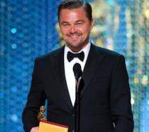 Leonardo DiCaprio alla 88esima edizione degli Oscar