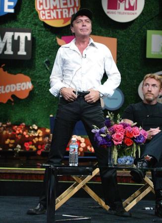 David Cassidy TCA Tour 2004