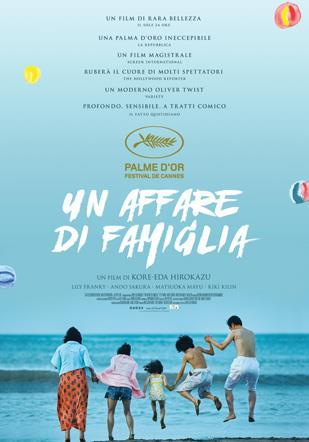 Poster italiano di Un affare di famiglia
