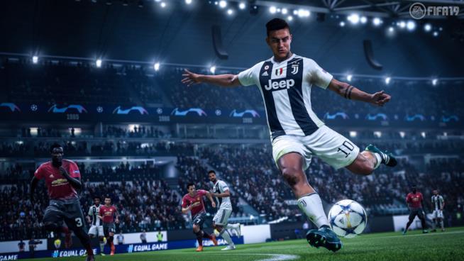 Nella demo di FIFA 19 non mancherà la Juventus