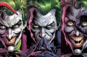 I tre Joker protagonisti di Three Jokers