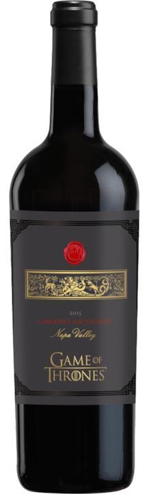Il vino Cabernet Sauvignon di Game of Thrones