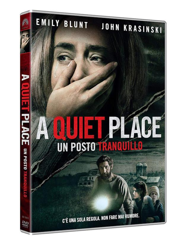A quiet place versione DVD