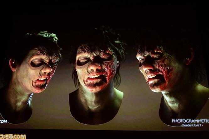 Ecco gli zombie di Resident Evil 7!