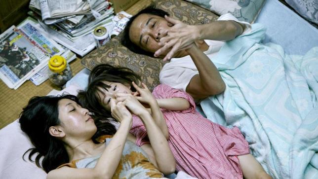 Una scena familiare di Un affare di famiglia