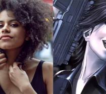 Zazie Beetz e Domino, il suo personaggio in Deadpool 2
