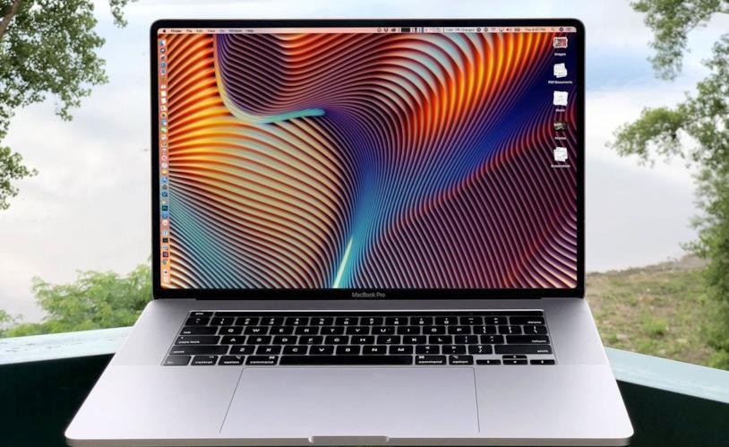 Il concept del MacBook Pro da 16 pollici
