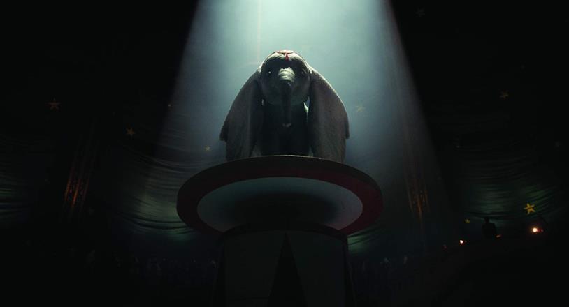 L'elefantino volante Dumbo