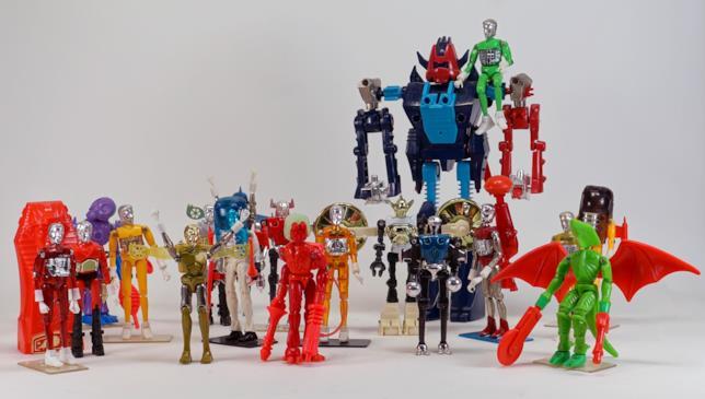 I Micronauti, la serie di giocattoli Mego anni '70