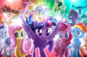 I protagonisti di My Little Pony