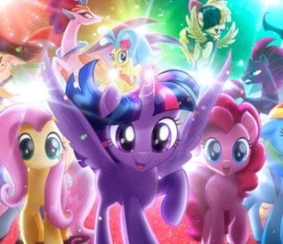 I protagonisti di My Little Pony