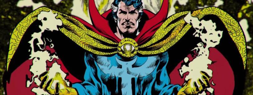 Doctor Strange tratto da una delle sue storie degli anni '90