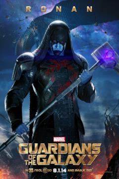 Il character poster di Ronan l'Accusatore