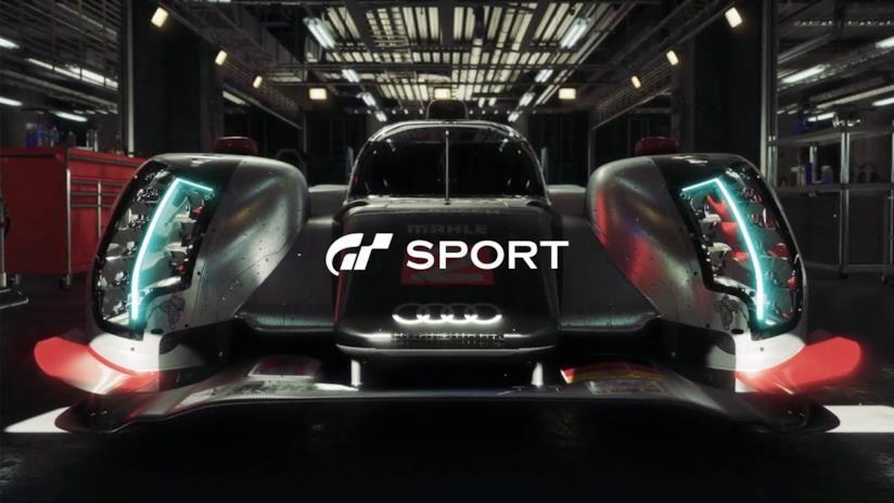 Un bolide GT3 romba in Gran Turismo Sport