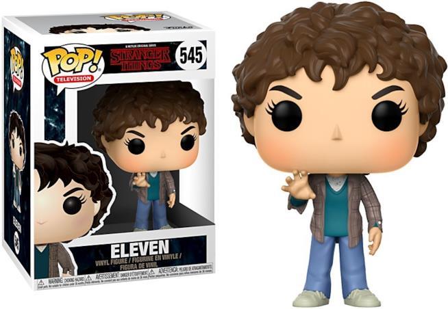 Eleven Stranger Things Pop