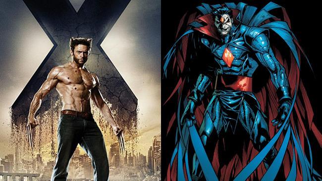 Wolverine e Sinistro