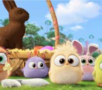Auguri di Buona Pasqua dai Pulcini di Angry Birds